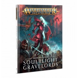 Battletome: Soulblight Gravelords HB (FR)