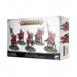 Blood Knights - Soulblight Gravelords