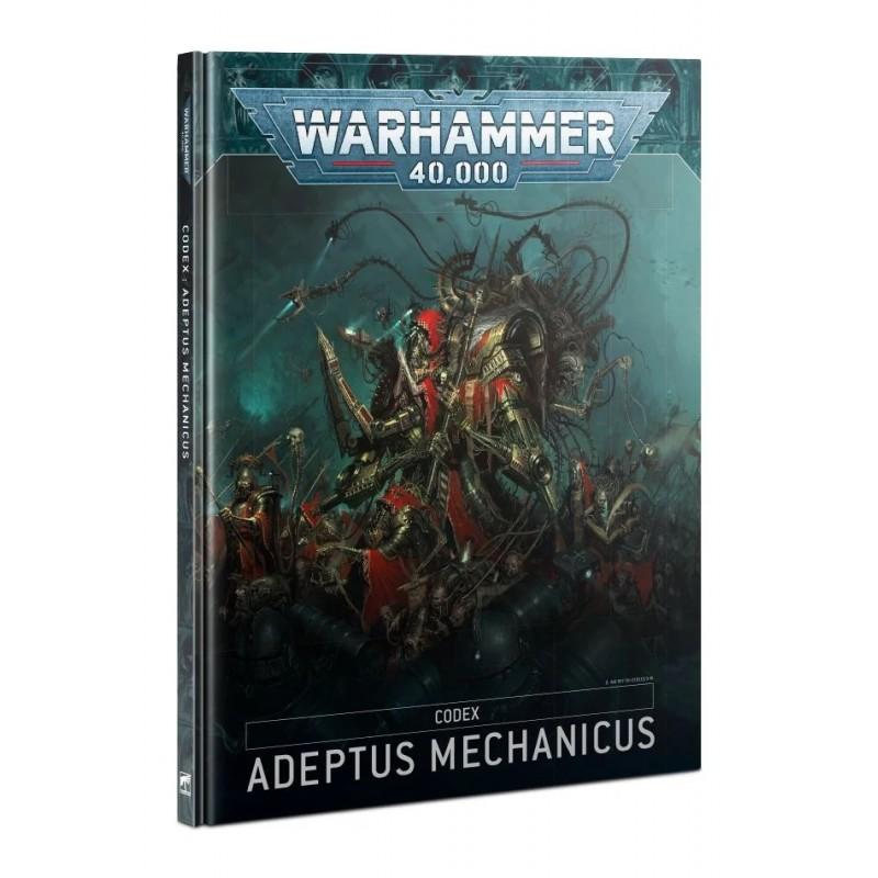 Codex: Adeptus Mechanicus (HB) (FRA) V9