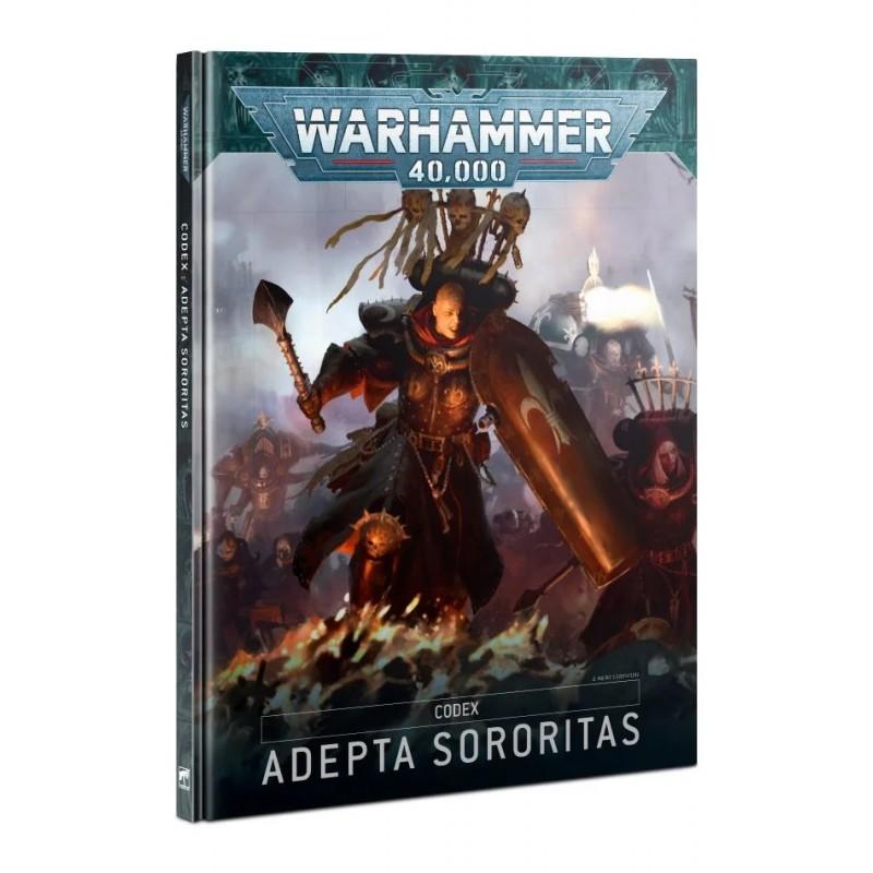 Codex: Adepta Sororitas (HB) (FRA) V9