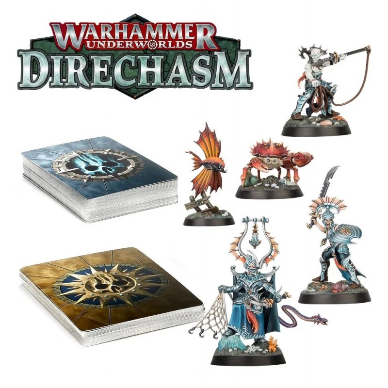 Warhammer Underworlds: Pilleurs d'âmes d'elathain (FRA)