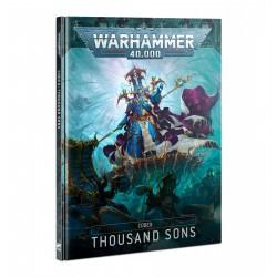 Codex: Thousand Sons (HARDBACK) V9
