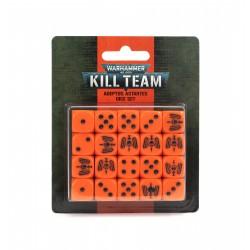 Kill Team: Set de dés Adeptus Astartes