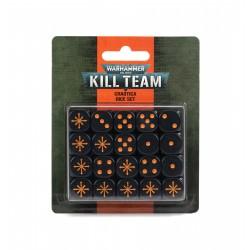 Kill Team: Set de dés Chaotica