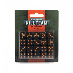 Kill Team: Set de dés Ork Kommandos