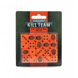 Kill Team: Set de dés Death Korps de Krieg