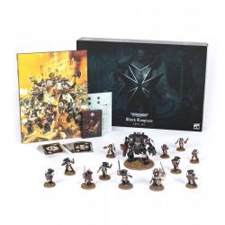 Set d'Armée Black Templar (Français) Edition Limitée- Space Marine