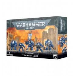 Terminator Squad Space Marines
