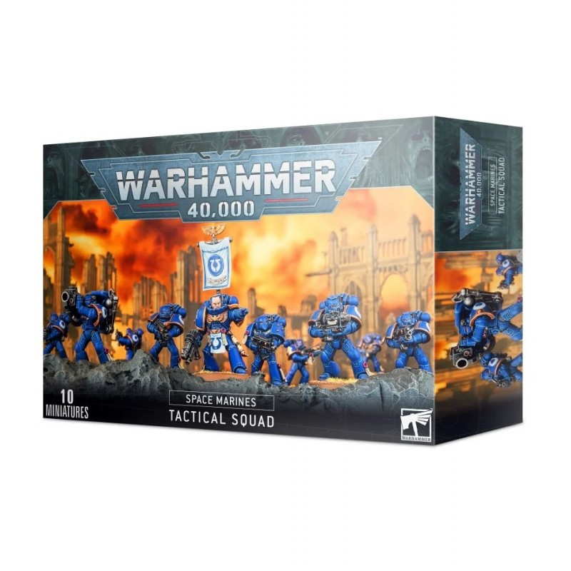 Tactical Squad Space Marines