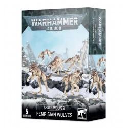 Loups Fenrissiens - Space Wolves