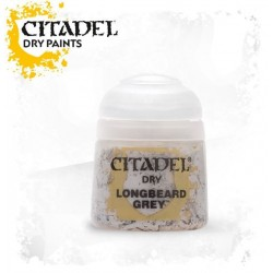 Citadel Dry Paints Longbeard Grey