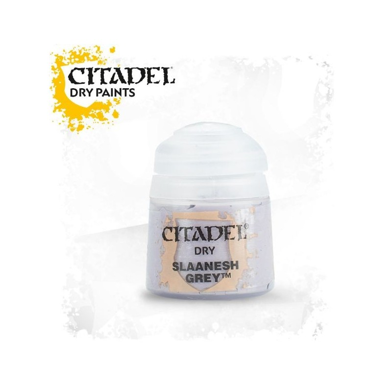 Citadel Dry Paints Slaanesh Grey