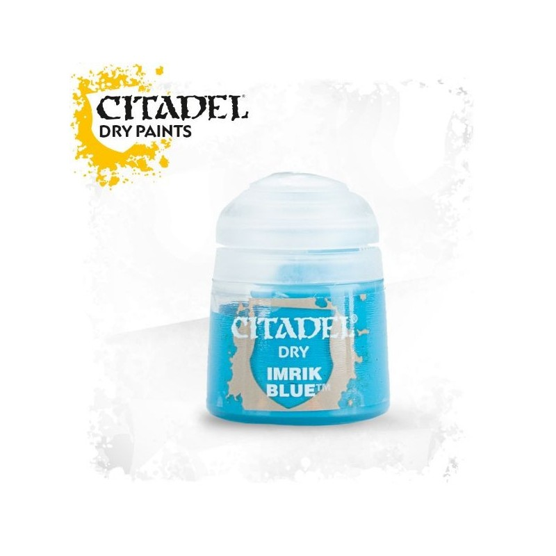 Citadel Dry Paints Imrik Blue