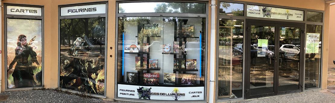 Les Forges de Lumière vous accueillent dans sa boutique de Castanet Tolosan